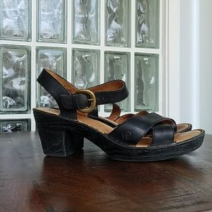 6d6cd16b2 Women Born Ankle Strap Sandals on Poshmark